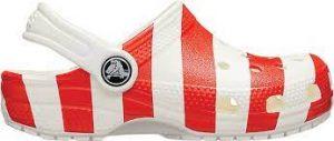 American flag Crocs kids